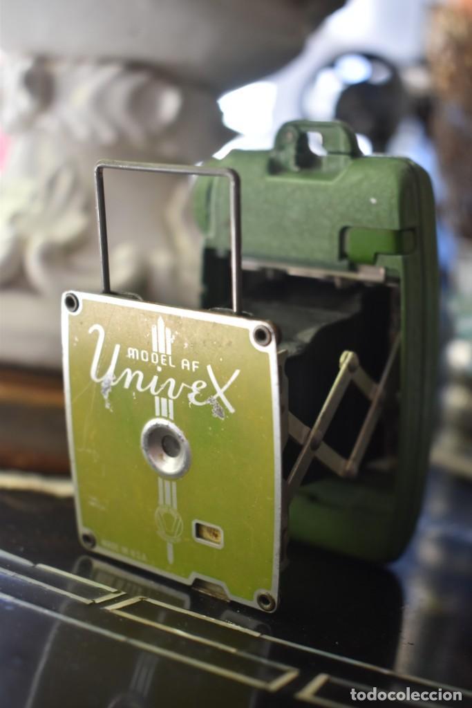 Cámara de fotos: ANTIGUA MÁQUINA DE FOTOS UNIVEX USA AÑOS 30 - Foto 2 - 222428228