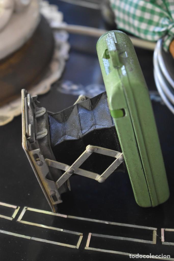Cámara de fotos: ANTIGUA MÁQUINA DE FOTOS UNIVEX USA AÑOS 30 - Foto 4 - 222428228