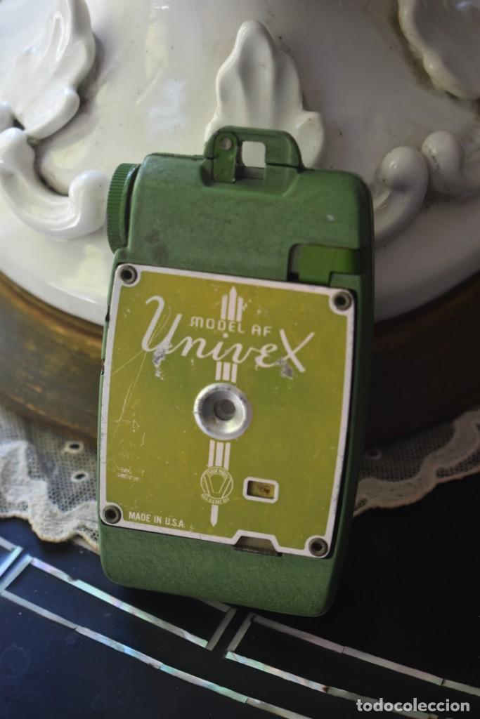 Cámara de fotos: ANTIGUA MÁQUINA DE FOTOS UNIVEX USA AÑOS 30 - Foto 8 - 222428228