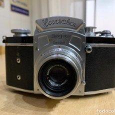 Cámara de fotos: EXACTA CON C EN LUGAR DE K. Lote 223310916