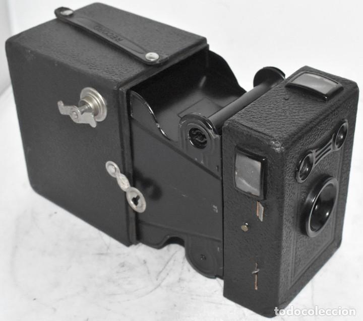 ÚNICA..CAMARA ANTIGUA DE CAJON,.BALDA RECORD..ALEMANIA 1933..FUNCIONA..BUEN ESTADO..EXCLUSIVA (Cámaras Fotográficas - Antiguas (hasta 1950))