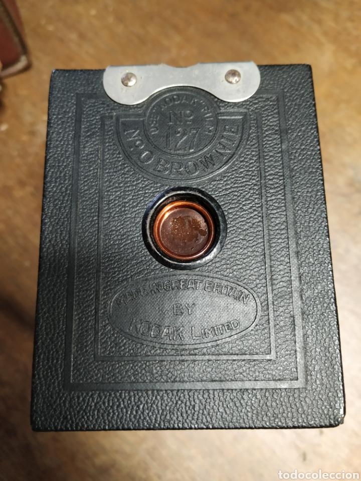 Cámara de fotos: Kodak brownie 127 - Foto 7 - 223563091