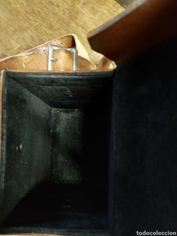 Cámara de fotos: Funda cuero para cámara de 11 x 15 buen estado - Foto 8 - 223567036