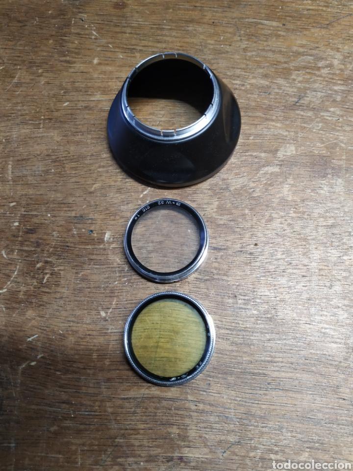 Cámara de fotos: Filtros para cámara con estuche de cuero - Foto 2 - 223567752