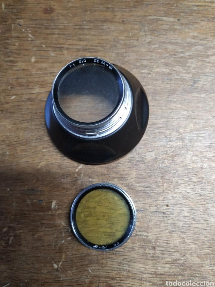 Cámara de fotos: Filtros para cámara con estuche de cuero - Foto 6 - 223567752