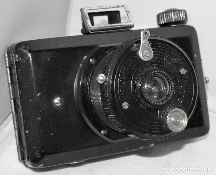 RARA, UNICA Y EXCLUSIVA..ESPECIAL.AÑO 1932, ALEMANIA.RUBERG & RENNER HOLLYWOOD.FUNCIONA..BUEN ESTADO (Cámaras Fotográficas - Antiguas (hasta 1950))
