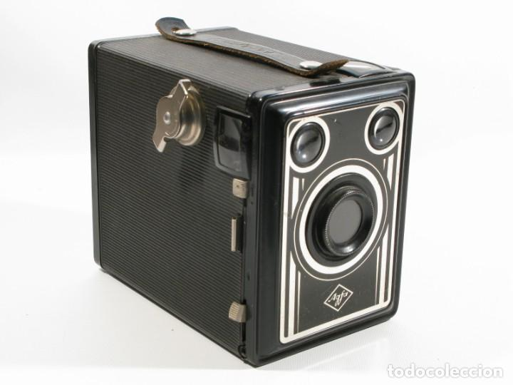 Cámara de fotos: CAMARA AGFA BOX AGFA FILM B2 - Foto 2 - 226114355