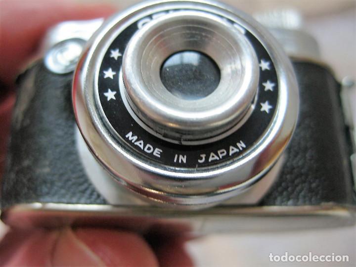 Cámara de fotos: MINI CÁMARA ESPÍA CRYSTAR MADE IN JAPON EN PERFECTO ESTADO, PARA DECORACIÓN - Foto 6 - 226842790
