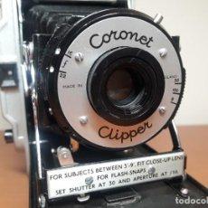 Cámara de fotos: CORONET CLIPPER. Lote 230016970