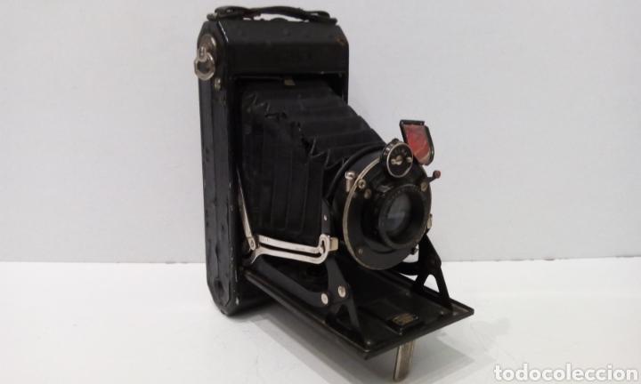 Cámara de fotos: DOS CÁMARAS DE FUELLE ZEISS IKON TELMA. UNA NETTAR 515/2 DE 1933 Y UNA IKONTA 520/2 DE 1929. - Foto 22 - 231713870