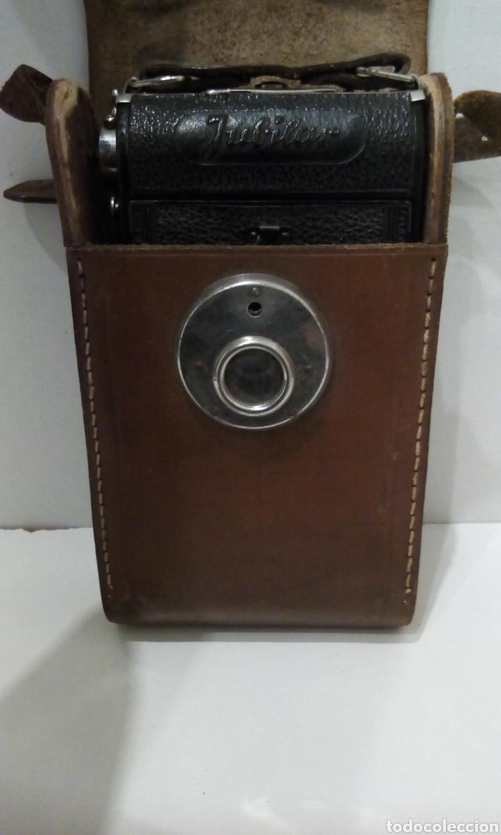 Cámara de fotos: CÁMARA DE FUELLE VOIGTLANDER JUBILAR DE 1931. EDICIÓN ESPECIAL 175 AÑOS DE VOIGTLANDER ANIVERSARIO - Foto 26 - 231737580