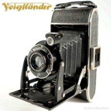 Cámara de fotos: CÁMARA FUELLE VOIGTLANDER BESSA RARA VERSIÓN. AÑOS 30. Lote 231742605