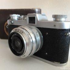 Cámara de fotos: CÁMARA DE FOTOS FED-LEICA-URSS. Lote 232350240