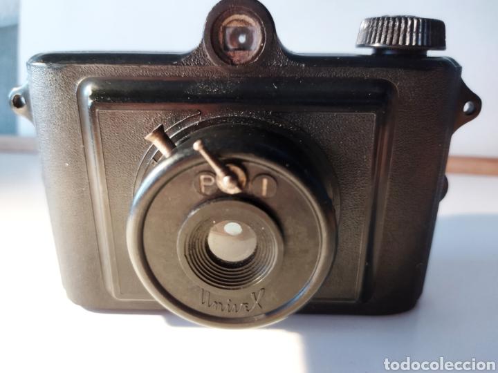 Cámara de fotos: Antigua cámara de baquelita UNIVEX Única II. Años 40. - Foto 4 - 233034465