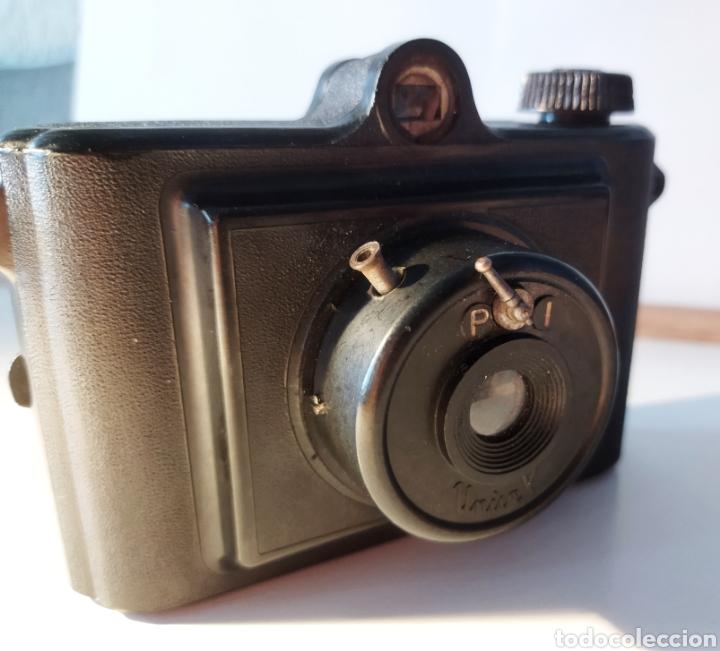 Cámara de fotos: Antigua cámara de baquelita UNIVEX Única II. Años 40. - Foto 5 - 233034465