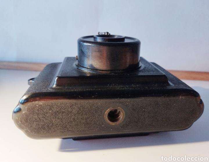 Cámara de fotos: Antigua cámara de baquelita UNIVEX Única II. Años 40. - Foto 6 - 233034465