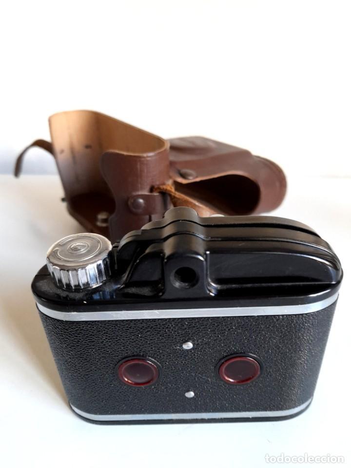Cámara de fotos: Antigua Cámara Fotos Beacon con funda Made in Usa Whitehouse Products Brooklyn - Foto 6 - 234473600