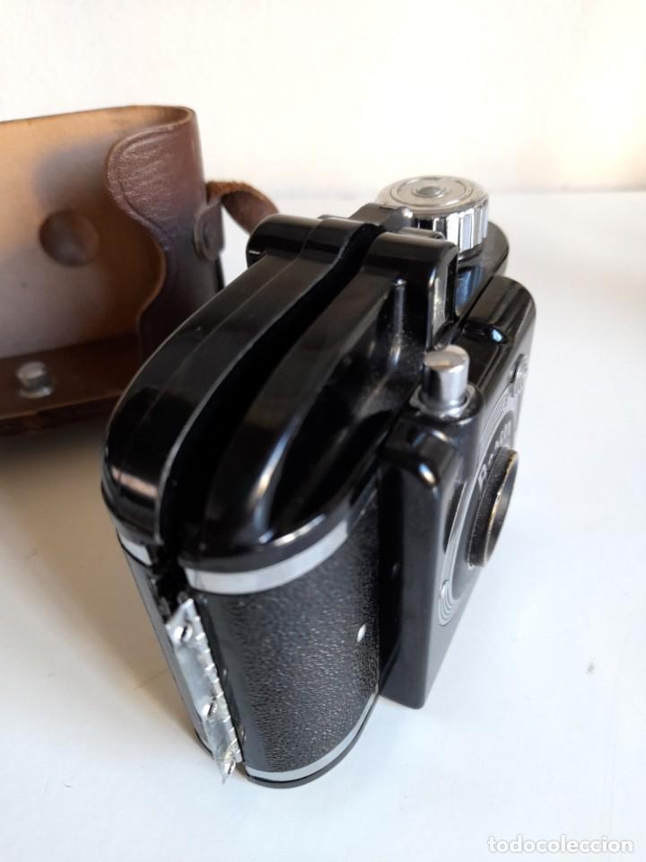 Cámara de fotos: Antigua Cámara Fotos Beacon con funda Made in Usa Whitehouse Products Brooklyn - Foto 8 - 234473600