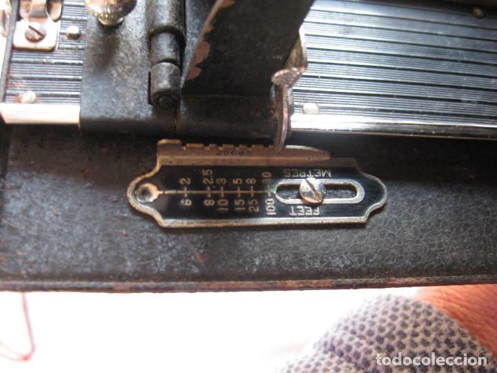 Cámara de fotos: EASTMAN KODAK Nº3 gran formato FOLDING CARTRIDGE HAWK-EYE MADE IN USA ROCHESTER N.Y. - Foto 7 - 235380195