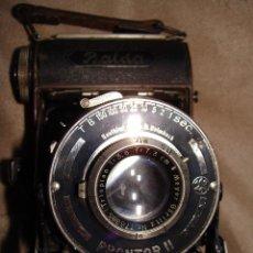 Cámara de fotos: ANTIGUA CAMARA DE FOTOS DE COLECCION, CAMARA FOTOGRAFICA FUELLE BALDAX PRONTOR II. Lote 235530375