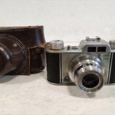 Cámara de fotos: 35 MM.AKARETTE I.AÑO 1948.PARA COLECCIONISTAS.OFERTON. Lote 235596790