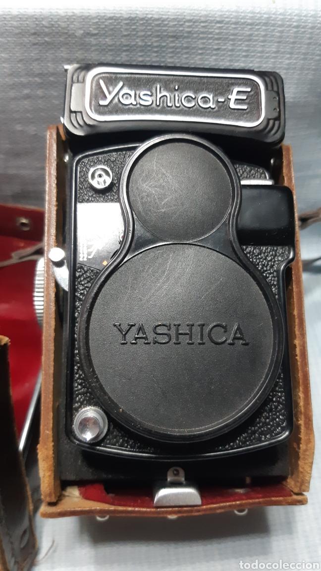 MAQUINA YASHICA - E (Cámaras Fotográficas - Antiguas (hasta 1950))