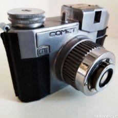 Cámara de fotos: PEQUEÑA CÁMARA COMET FILM 127 AÑOS 50. Lote 236296455