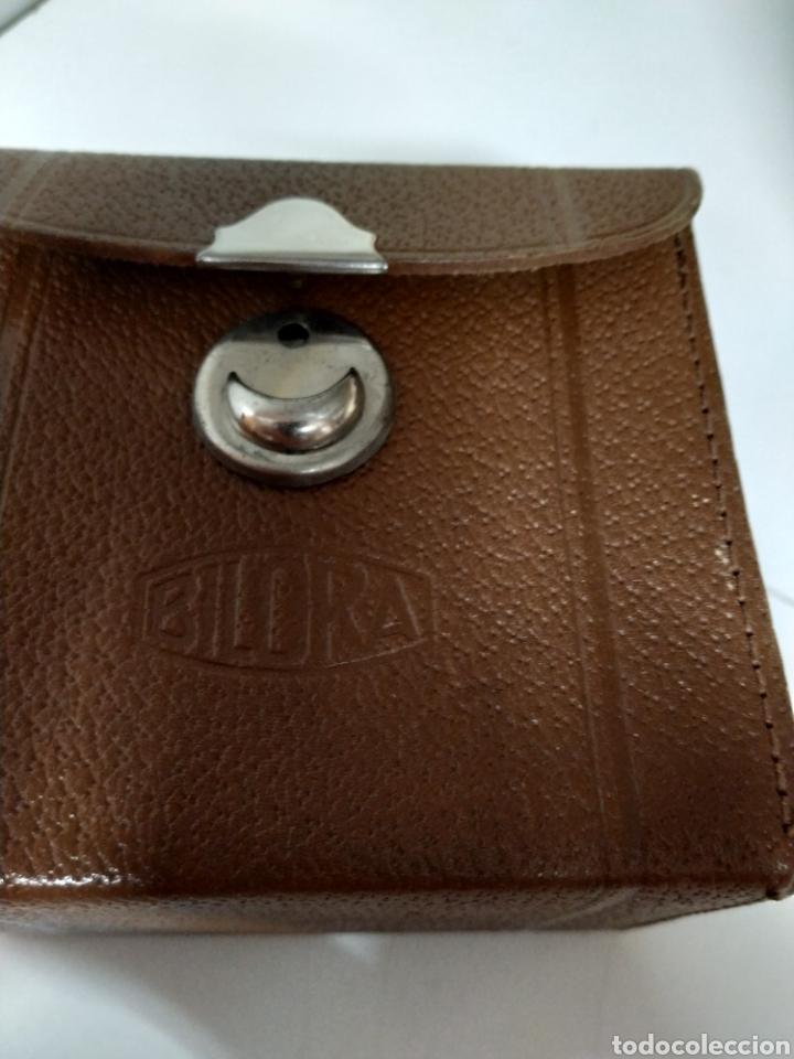 Cámara de fotos: Cámara bilora box 1949 en muy buen estado con su funda original. - Foto 7 - 237374870