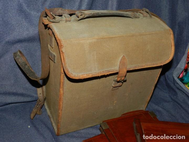 Cámara de fotos: (M) CAMARA FOTOGRÁFICA S.XIX - S VILLAS, BARCELONA, VER FOTOGRAFIAS ADICOONALES, SEÑALES DE USO - Foto 11 - 237657520
