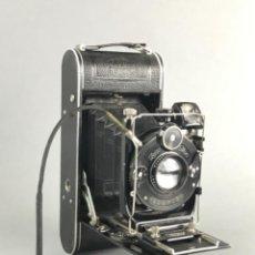 Fotocamere: IMPECABLE -ZEISS IKON- CONTESSA NETTEL COCARETTE LUXUS 1929 OBJETIVO ZEISS TESSAR. Lote 240069200