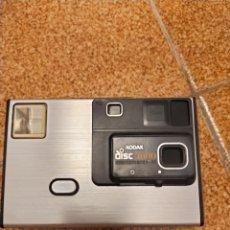 Cámara de fotos: CÁMARA DE FOTOS ANTIGUA KADAK DISC. Lote 240474935