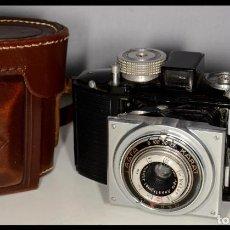 Fotocamere: CAMARA AGFA KARAT - ANASTIGMAT - FUNDA ORIGINAL - REF. 1708/1. Lote 240910165