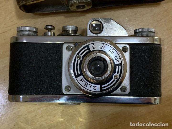 Cámara de fotos: FEIG FABRICADA EN ESPAÑA - Foto 4 - 243565110