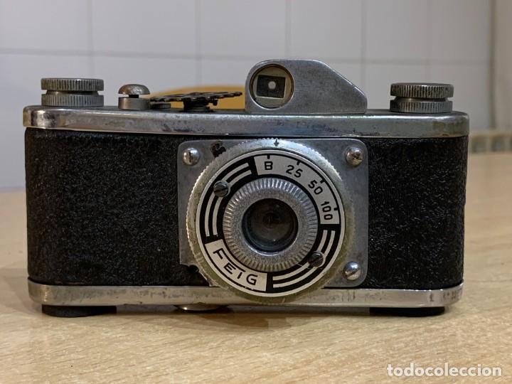 Cámara de fotos: FEIG FABRICADA EN ESPAÑA - Foto 5 - 243565305