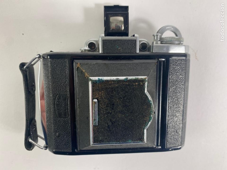 Cámara de fotos: CAMARA FOTOGRAFICA ZEISS IKON. SUPER IKONTA 531. - Foto 7 - 243819170