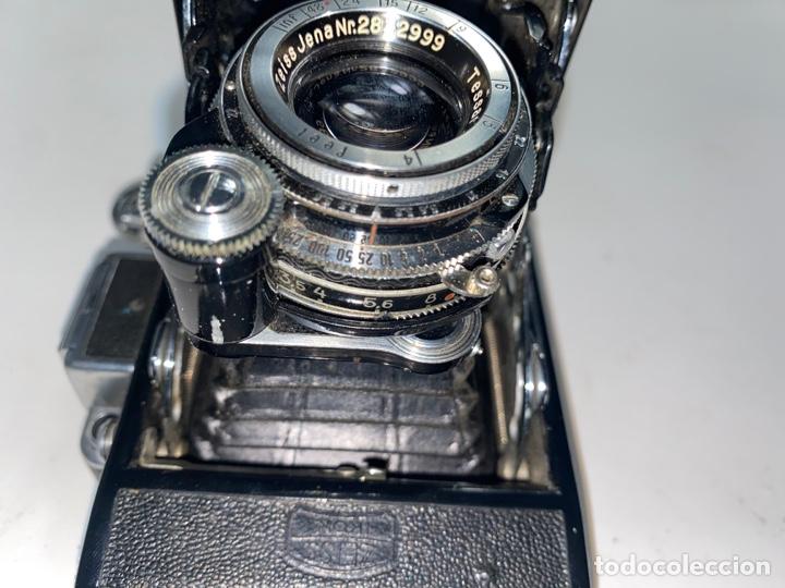 Cámara de fotos: CAMARA FOTOGRAFICA ZEISS IKON. SUPER IKONTA 531. - Foto 2 - 243819170
