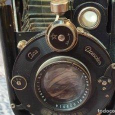 Cámara de fotos: CAMARA DE FOTOS ICAN DRESDEN. Lote 247635310