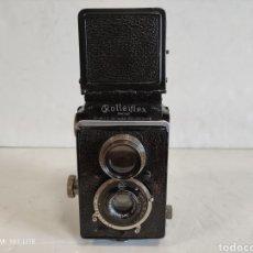 Cámara de fotos: PRIMERA ROLLEIFLEX TLR.ROLLEIFLEX I ORIGINAL.AÑO 1929.RAREZA. Lote 252682945