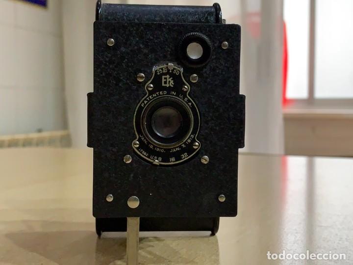 KODAK VEST POCKET AUTOGRAPHIC (Cámaras Fotográficas - Antiguas (hasta 1950))