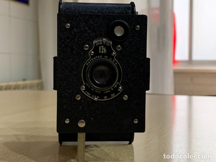 Cámara de fotos: Kodak Vest Pocket Autographic - Foto 2 - 252939875