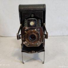 Cámara de fotos: RARA Y CENTENARIA.KODAK N° 1 FOLDING POCKET.AÑO 1899. Lote 253474480