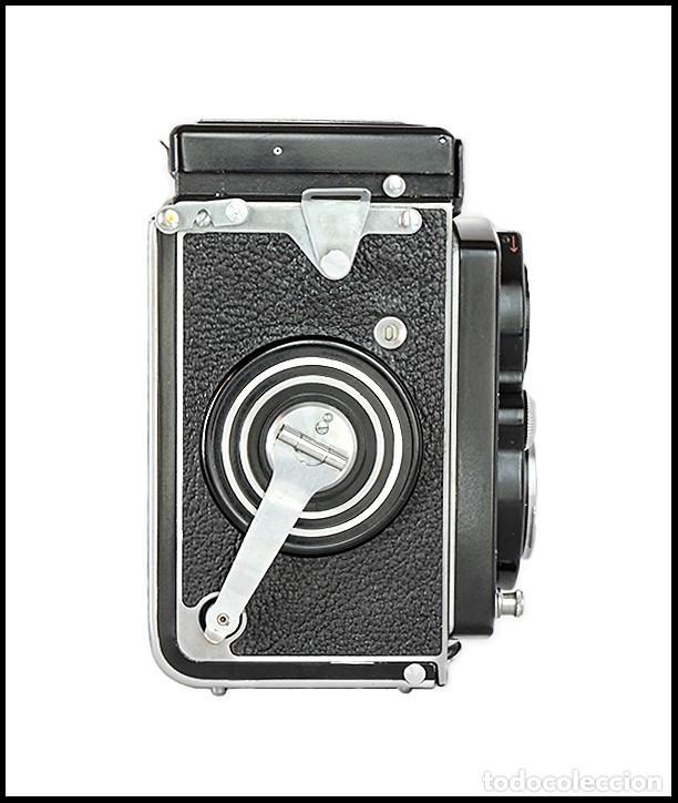 Cámara de fotos: ROLLEIFLEX AUTOMAT MODEL II. EXCELENTE CAMARA ALEMANA DE 1939. EXCELENTE ESTADO. - Foto 4 - 260865765