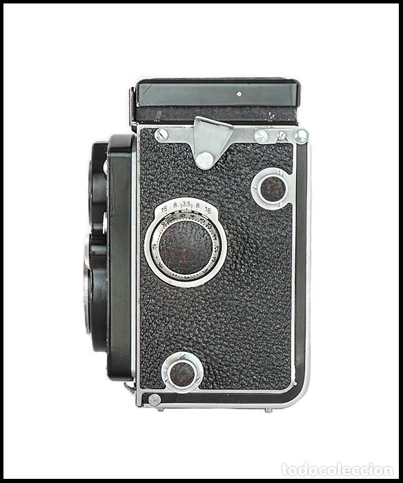 Cámara de fotos: ROLLEIFLEX AUTOMAT MODEL II. EXCELENTE CAMARA ALEMANA DE 1939. EXCELENTE ESTADO. - Foto 5 - 260865765