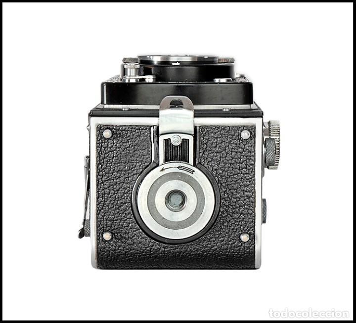 Cámara de fotos: ROLLEIFLEX AUTOMAT MODEL II. EXCELENTE CAMARA ALEMANA DE 1939. EXCELENTE ESTADO. - Foto 7 - 260865765