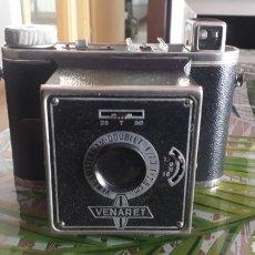 """Cámara de fotos: CAMARA """"VENA VENARET"""" DE 1949. Lote 262610885"""