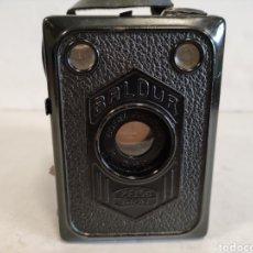 Cámara de fotos: ZEISS IKON BALDUR BOX 51/2.AÑO 1933.120 FILM. Lote 263138965