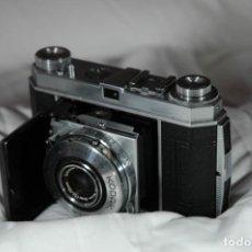 Cámara de fotos: CAMARA DE 35 MM. KODAK RETINA IA TIPO 013 EN FUNCIONAMIENTO. Lote 263544430