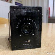 Cámara de fotos: KODAK BABY HAWKEYE. Lote 264960074