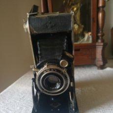 Cámara de fotos: CÁMARA DE FUELLE AGFA BILLY RECORD. Lote 265680774