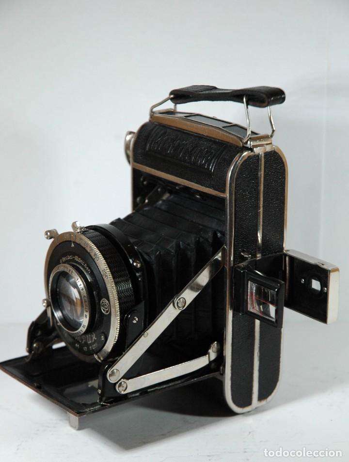 CAMARA DE FUELLE 4,5X6 RODENSTOCK CITONETTE EN FUNCIONAMIENTO (Cámaras Fotográficas - Antiguas (hasta 1950))